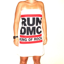 EPIC CLEARANCE SALE Sale Run Dmc cotton strapless dress one size fits S or M