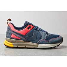 NIKE LUNAR PEG 89 (NAVY PINK/ORANGE)