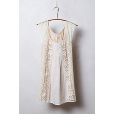 Edelweiss Tulle Tunic - Anthropologie.com
